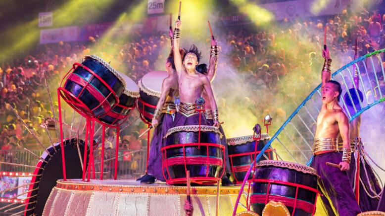 History of Chingay Festival
